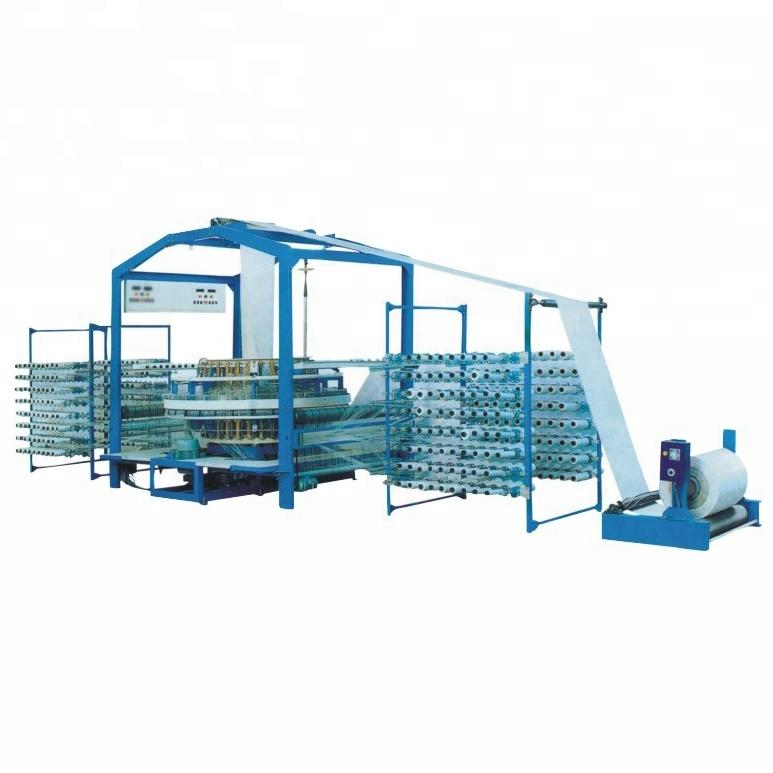 Six Shuttles Circular Loom For PP Woven Sacks Cement Bags