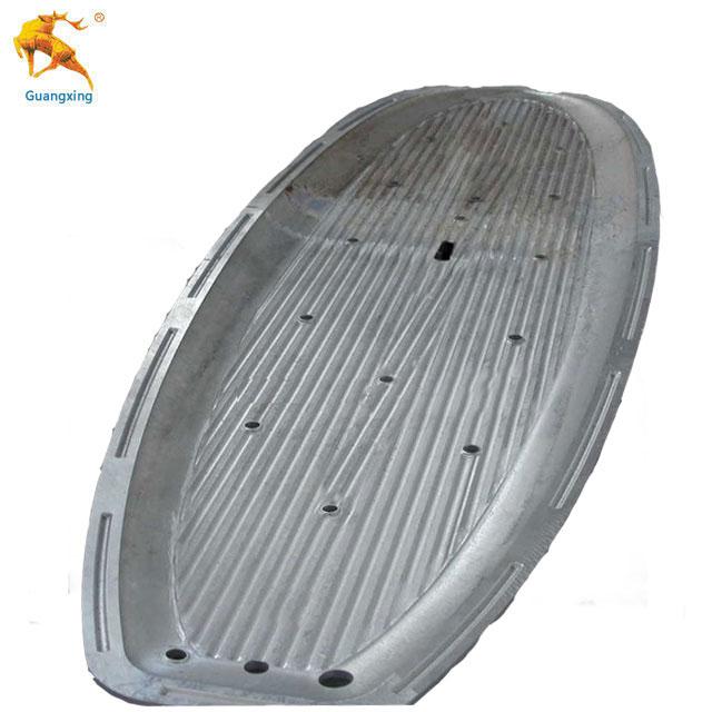 Guangxing Aluminum EPS Foam Mould for Foam Surfboard