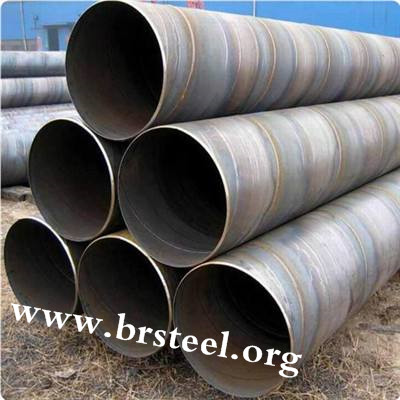 welded ssaw steel pipes spiral pipe