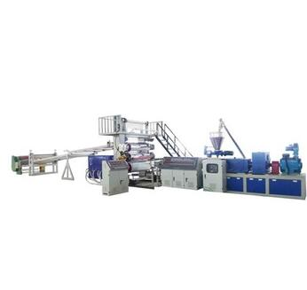 HST PVC artificial marble decorative board extrusion line with various applications