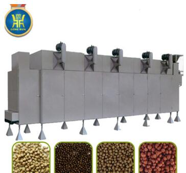 Poultry fish meal machine floating fish feed extruder machine