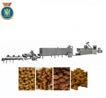 .Twin screw extruder are made of feeding system, extrusion system, cutting system, heating system, lubrication system, and control system.