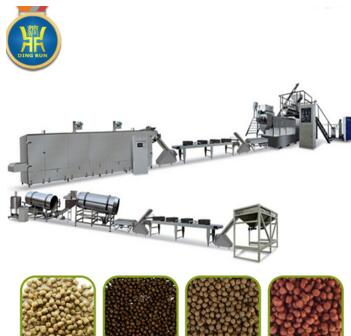 Fish meal machines fish feed extruder