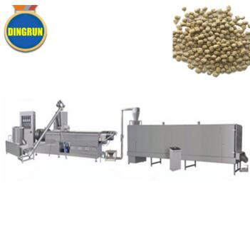 supplier fish meal machine floating fish feed extruder machine