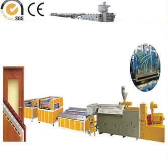 pvc door machine/production line/plastic extruders