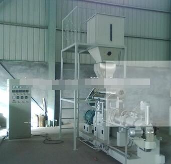 extruded fish feed extruding equipment machines for making fish meal