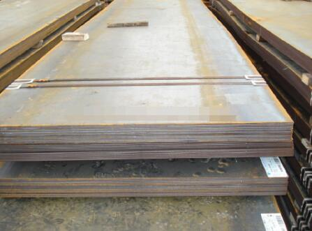 Factory low alloy steel plate