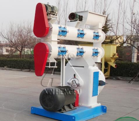 Hot selling Sinking Fish Feed Pellet Processing Machine Fish Meal Machine