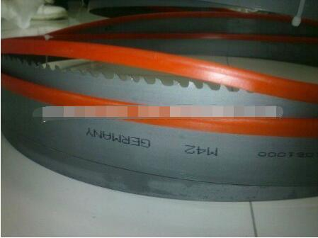 High-performance band saw blades