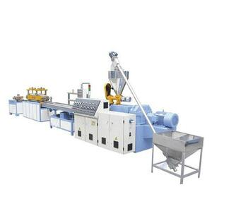PVC Plastic Plate Making Machine