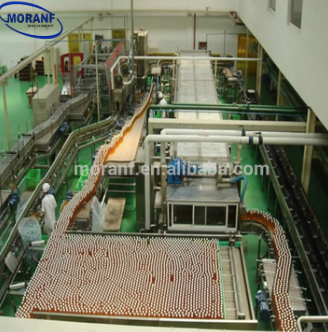 Tea Can Filling Sealing Production Line Equipment