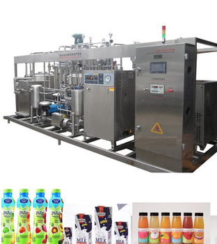 small production line juice production line
