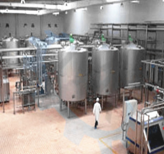 small scale uht milk processing line machines