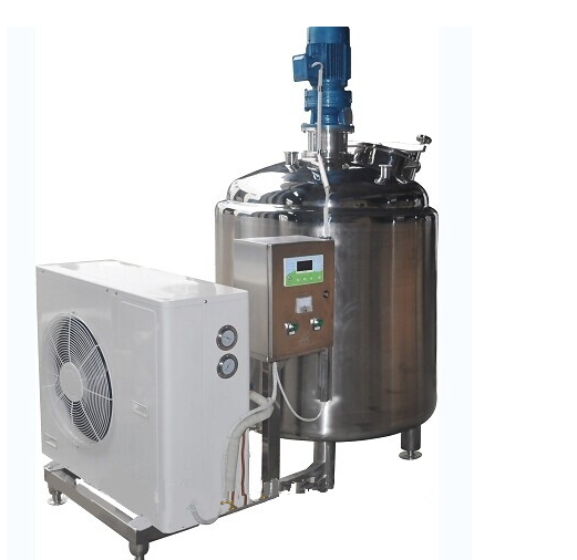 UHT dairy milk processing machine for milk plant