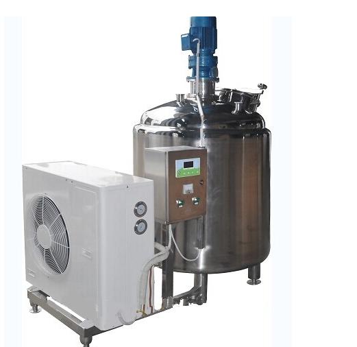 UHT dairy milk processing machine for milk plant