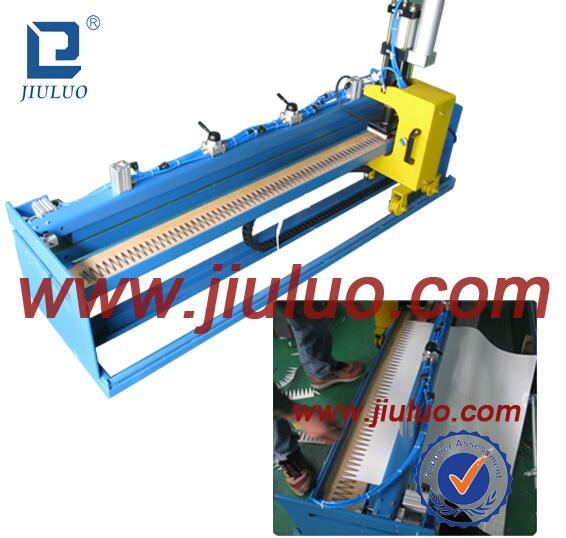 Jl-1600P finger punching machine for window and door