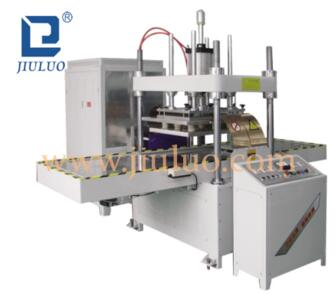 JL-25000S car sunvisor /car door panel/car mat embossing and welding machine