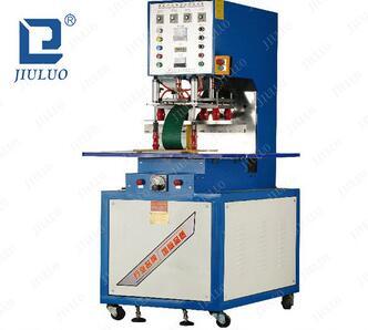High Frequency PVC Rapid Rolling Doors Welding Machine