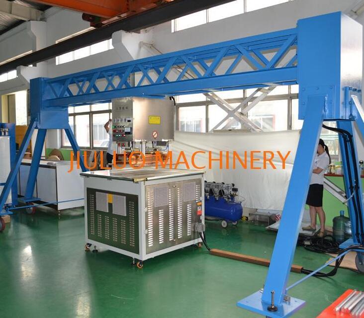Excellent Price high frequency window curtain welding machine