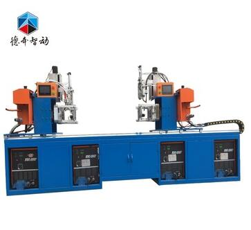 Well Designed Co2 and Ar storage beam welding machine with low price