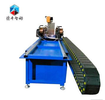 Good quality automatic beam welding machine for storage shelves