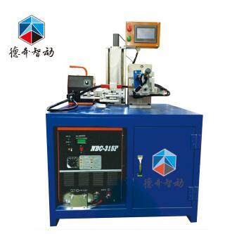 Factory Supply Upright Column Welding Machine China Warehouse System Automatic Shelves Welding Machine