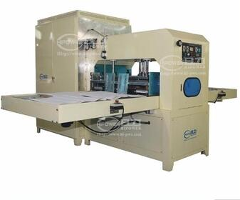 HR-25KWT High Frequency Air Filter Pocket Welding Machine