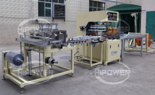 HR-8000G High Frequency PVC Door Curtain Welding Machine
