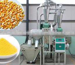 Maize/wheat flour milling machine/maize mill price