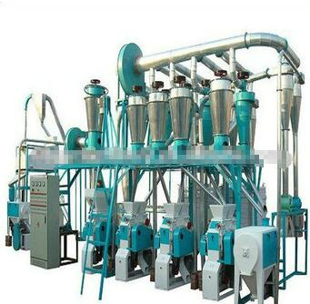 10ton per day wheat flour milling machine, flour making machine, small grain roller mill for sale with price