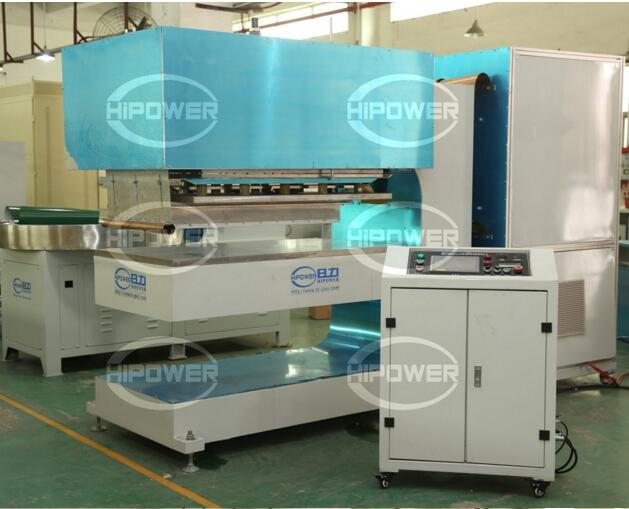 HR-25KW-1C High frequency pvc/pu sidewall welding machine