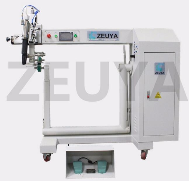 New Arrival AUTO plastic hot air welding machine for inflatable products With CE ZY-2500JT