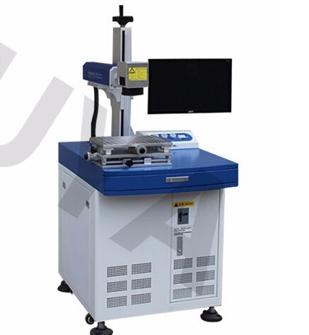 Hot Sale Automatic laser marking machine for the window fan CE Approved SFMIT-10