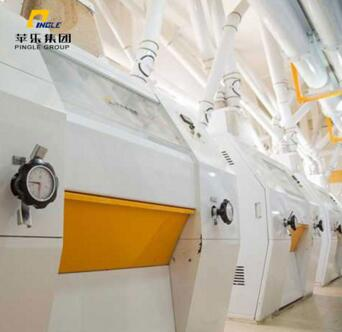 High quality wheat flour mill machine atta chakki
