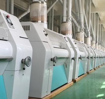 Wheat Flour Milling Machines/Complete Set Automatic Maize Grinding Mill Prices