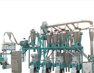 High quality 10TPD Wheat Flour Milling Machine Manufacturer
