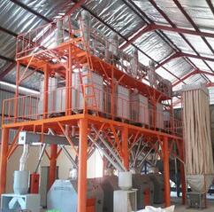 40Tons Wheat flour milling machine with price