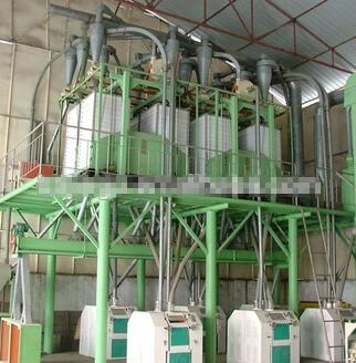 large size fine wheat flour milling machine