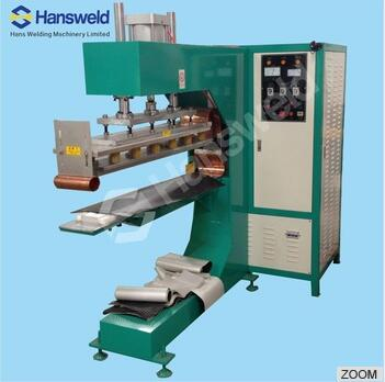 HSD-10KW High Frequency Treadmill belt supplier Welding Machine