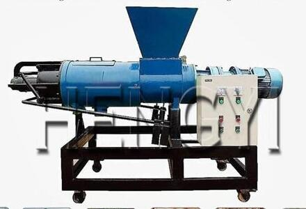 HOT SALE solid liquid manure separator dewatering machine/sludge dewatering machine