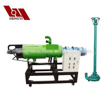biogas manure solid liquid separator, sludge dewatering machine