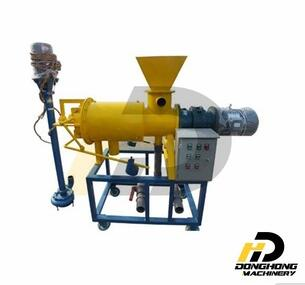 excrement / manure liquid solid separator