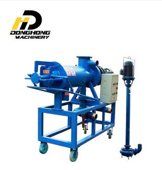 2017 Hot sale farm use pig dung Solid Liquid Separator