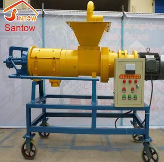 Eco friendly Animal Manure Solid Liquid Separator Slurry / Manure Solid Liquid Separator Machine