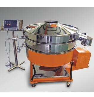 Circle Ultrasonic Vibro Separator Vibration Screen Machine 0.5kw for Electromagnetic Liquids 304 CE&ISO&IAF