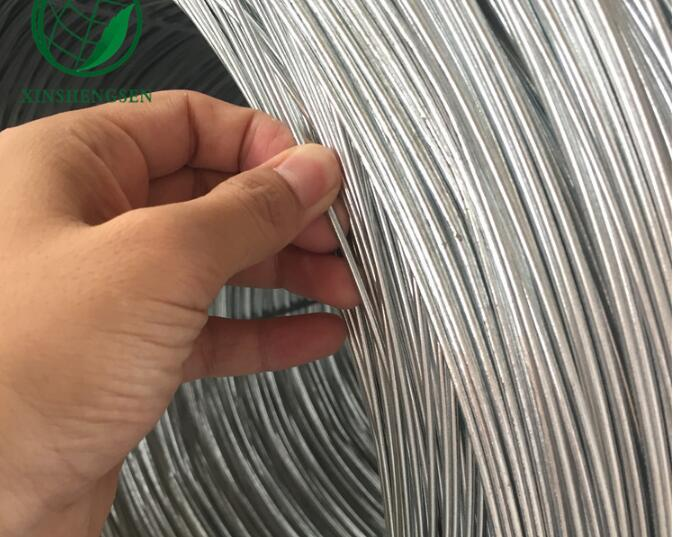 high quality galvanized iron wire manufacturer