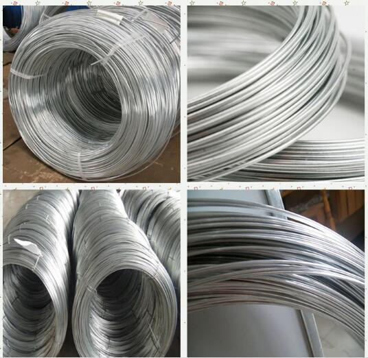 high quality 3mm galvanized wire in iron wire