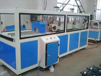Manufacturer refrigerator door gasket extrusion machine