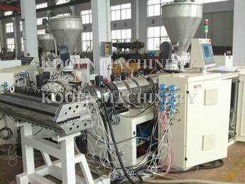 hot selling pvc roofing sheet making machine
