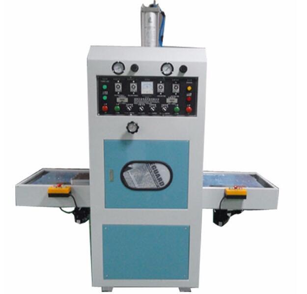 HX-8K-8T Series PET APET clamshell welding and cutting machine
